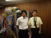 西山田中学校